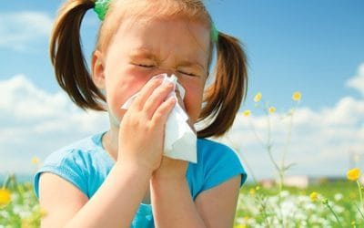 Common Spring Allergies in Children