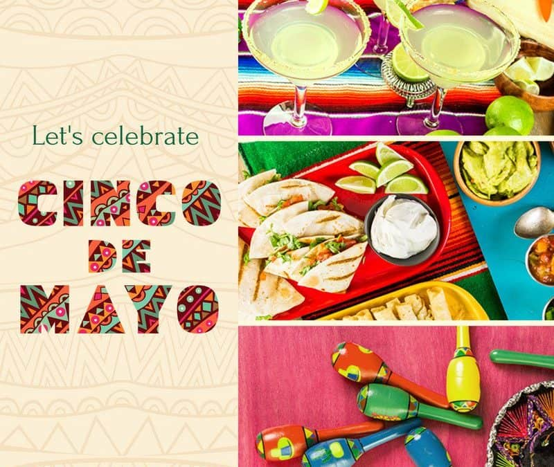 Celebrate Mexican Cinco de Mayo at home with your kids