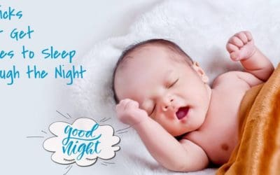 Tricks to Get Babies to Sleep Through the Night
