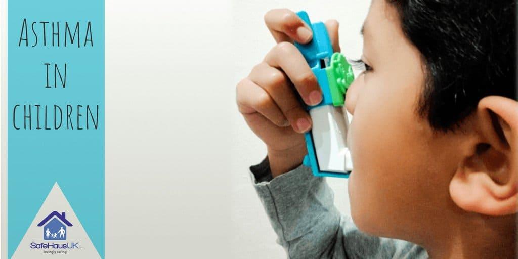 Asthma in pregnancy, newborns, babies and children